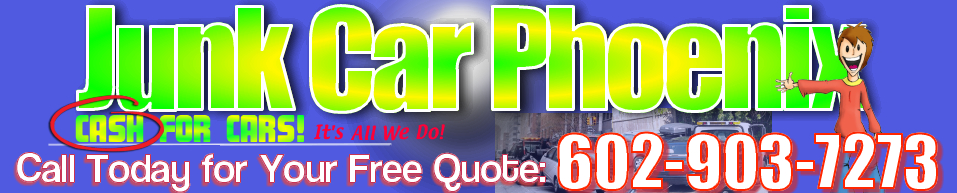 Cash for Cars Phoenix AZ